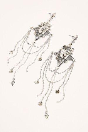 Placita Dangle Earrings   Free People