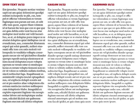 Magazine words