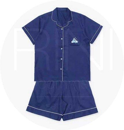 bt21 pajamas set by hunt Koya Version