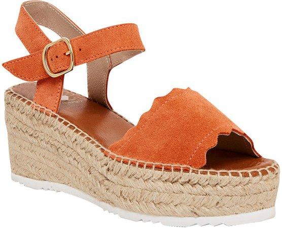 Cacia Platform Wedge Sandal