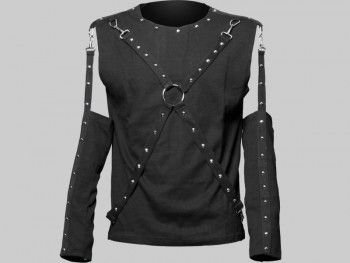 Gothic clothing shop for men and women - The Black Angel