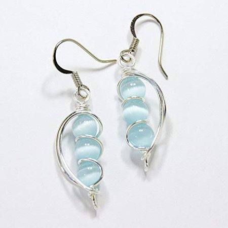 casual light blue jewelry - Google Search