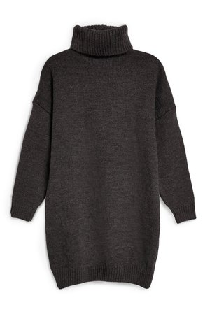Topshop Turtleneck Sweater Dress | Nordstrom