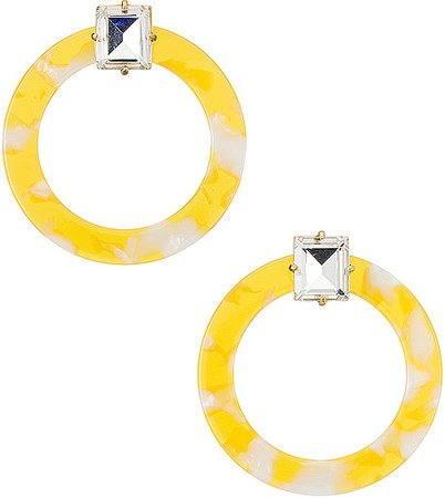 Afton Lucite Earrings