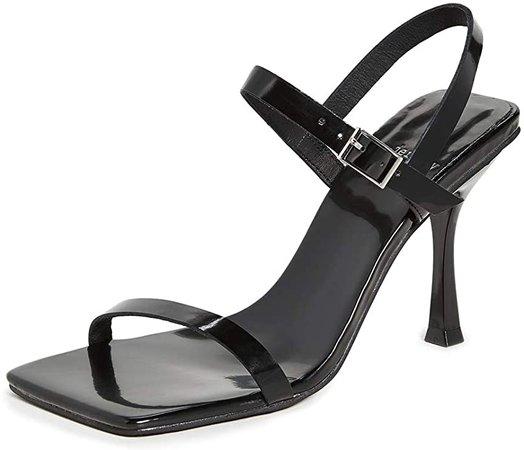 Amazon.com | Jeffrey Campbell Women's Mantinee Sandals | Flats