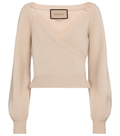 Gucci - Wool sweater | Mytheresa