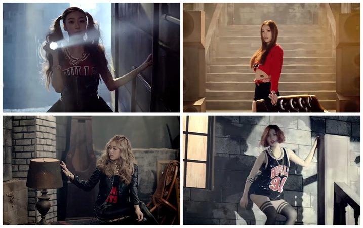 Won't Stop MV Opening Scene + Solo Scenes
