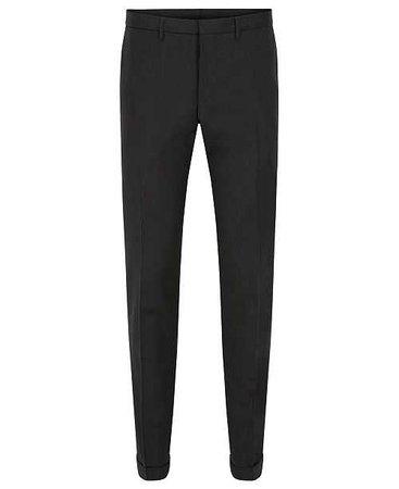 Hugo Boss BOSS Men's Extra-Slim Fit Create Your Look Dress Pants - Pants - Men - Macy's