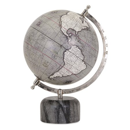 Trent Austin Design Globe with Marble Base & Reviews | Wayfair
