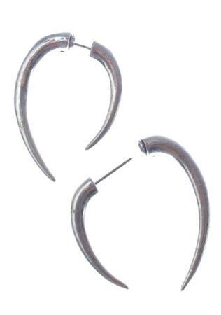 Horned Earrings