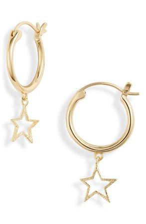 gorjana Super Star Huggie Earrings   Nordstrom