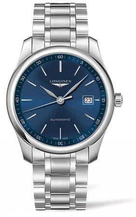 Master Automatic Bracelet Watch, 40mm