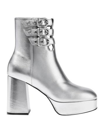 Opening Ceremony Ankle Boot - Women Opening Ceremony Ankle Boots online on YOOX United States - 11697430XP