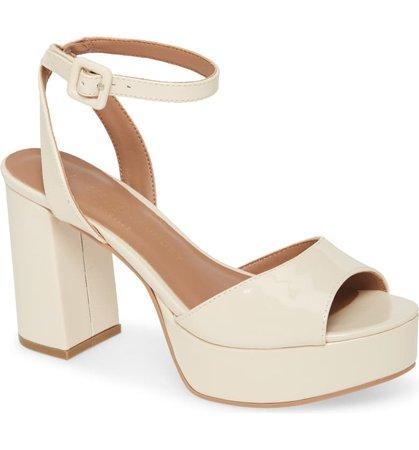 Chinese Laundry Theresa Platform Sandal (Women) | Nordstrom