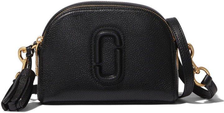 The Shutter Leather Crossbody Bag