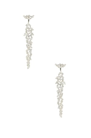 X REVOLVE Crystal Earrings