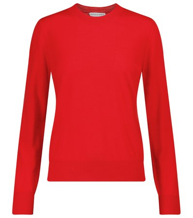 Bottega Veneta - Wool sweater   Mytheresa