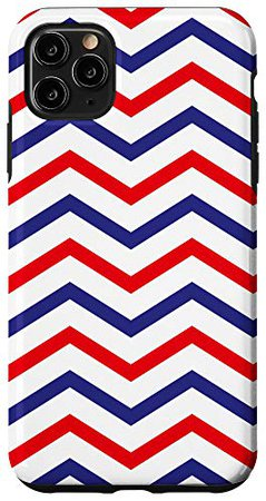 Funny 4th of July Patriotic American Gift iPhone 11 Pro Max 4th of July Patriotic Pattern Red White Blue Stripes Case from Amazon   Daily Mail