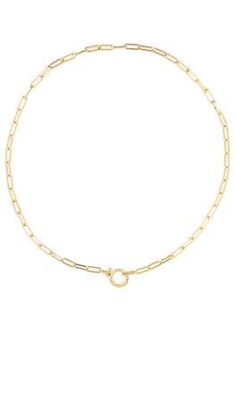gorjana Parker Necklace in Gold | REVOLVE