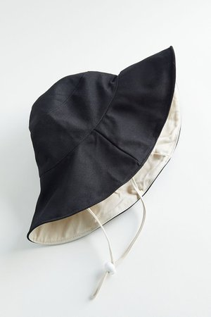 Lennon Reversible Drawstring Bucket Hat | Urban Outfitters