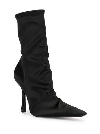 Alexander Wang Vanna Pointed Boots - Farfetch