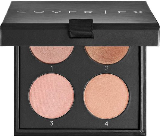 Cover Fx COVER FX - The Perfect Light Highlighting Palette