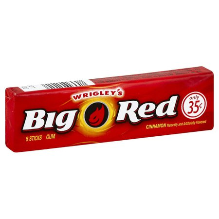 *clipped by @luci-her* big red gum