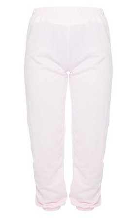 Pastel Pink Casual Jogger | Trousers | PrettyLittleThing USA