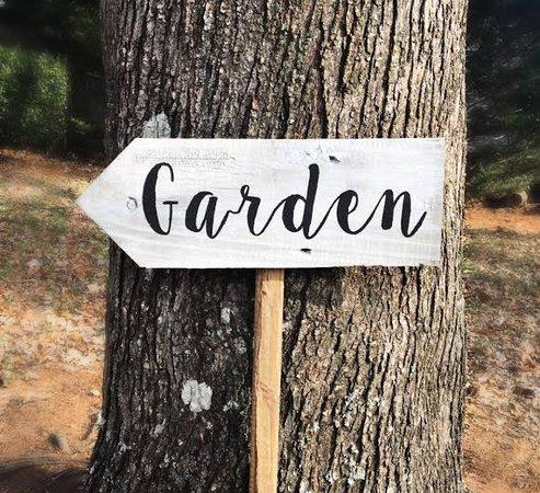 garden sign - Google Search