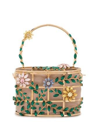 Rosantica Holli Sofia Embellished Clutch - Farfetch