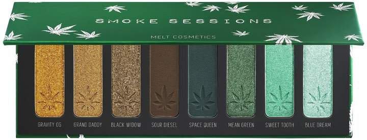 Melt Cosmetics - Smoke Sessions Eyeshadow Palette