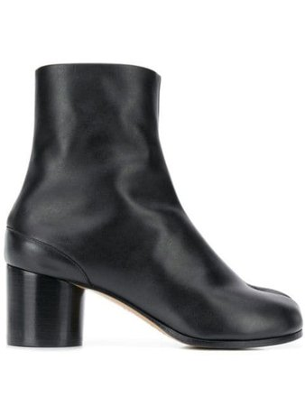 Black Maison Margiela Tabi boots - Farfetch