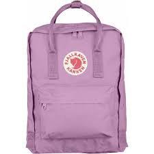 purple kanken backpack