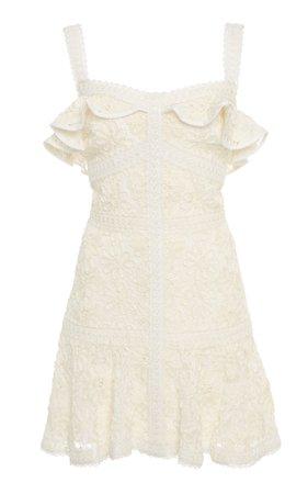 Linzi Lace Mini Dress by Alexis | Moda Operandi