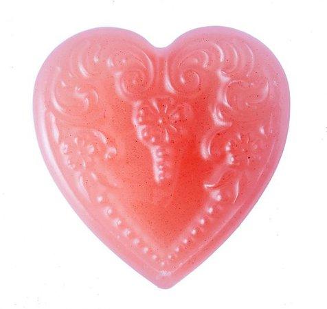 pink heart png filler