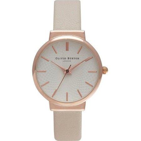 Light Pink & Rose Gold Watch