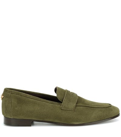 Flaneur Suede Loafers | Bougeotte - mytheresa.com