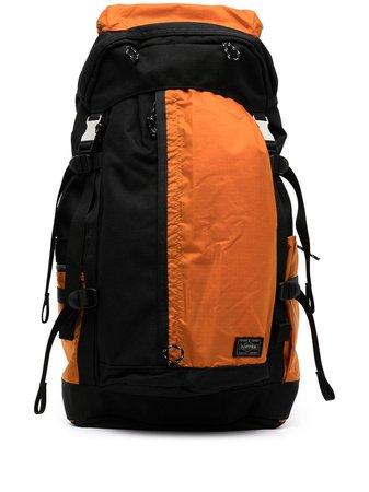 Porter-Yoshida & Co. buckled multi-pocket backpack - FARFETCH