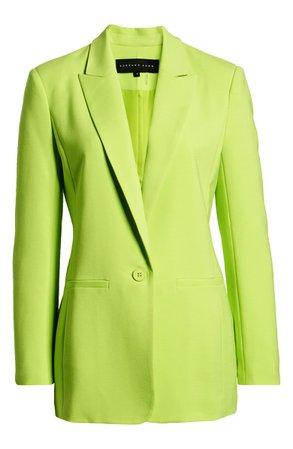 Endless Rose Tailored Blazer | Nordstrom