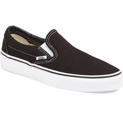 Vans Classic Slip-On Sneaker (Women) | Nordstrom