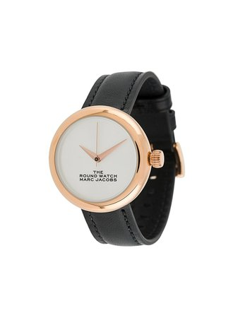 Marc Jacobs Watches The Round Watch - Farfetch