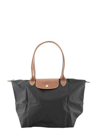 Longchamp Longchamp Le Pliage Tote Bag L Shoulder Bags - Black - 11262797 | italist