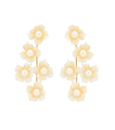 Petra Floral Earrings - Jennifer Behr | Mytheresa