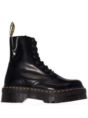 Dr. Martens Jadon Platform Boots - Farfetch