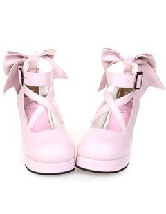 Pastel Gothic Lolita Shoes