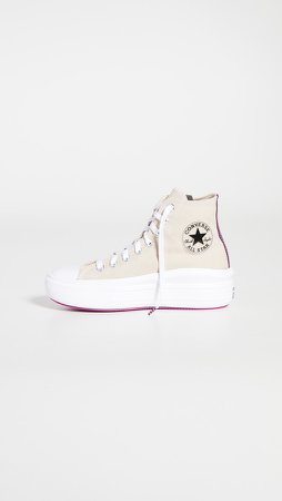 Chuck Taylor All Star High Platform Sneakers