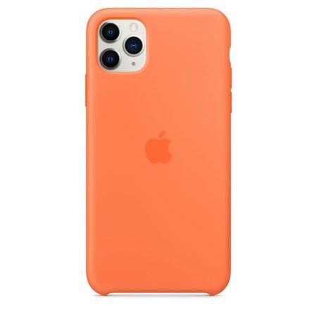 iPhone 11 Pro Max Silicone Case - Vitamin C - Apple