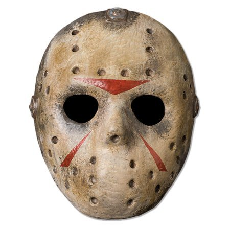 Friday The 13th Jason Deluxe Adult Mask - Walmart.com