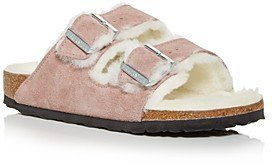 Women's Arizona Shearling Slide Sandals