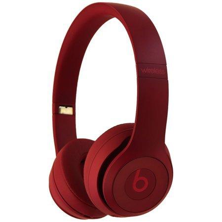 Beats Solo3 Wireless Headphones (red)